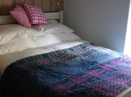 Main Bedroom with Welsh Blanket