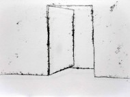 5-door-9a-ink-monoprint-30cm-x-42cm-march-20112